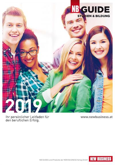 Cover: NEW BUSINESS Guides - BILDUNGS-GUIDE 2019