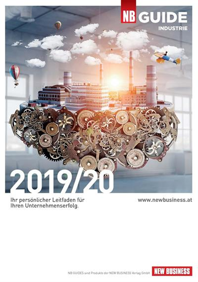 Cover: NEW BUSINESS Guides - INDUSTRIE GUIDE 2019/20