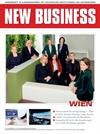 Cover: NEW BUSINESS Bundeslandspecial - WIEN 2020