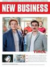 Cover: NEW BUSINESS Bundeslandspecial - TIROL 2020