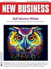 Cover: NEW BUSINESS - NR. 1, FEBRUAR 2021